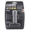 CAMPZ Alloy Power LED USB 100LM Latarka  kieszonkowa czarny